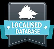 Localised Database