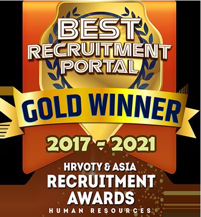 HR Vendors of the Year = Winner Best Recruitment Portal