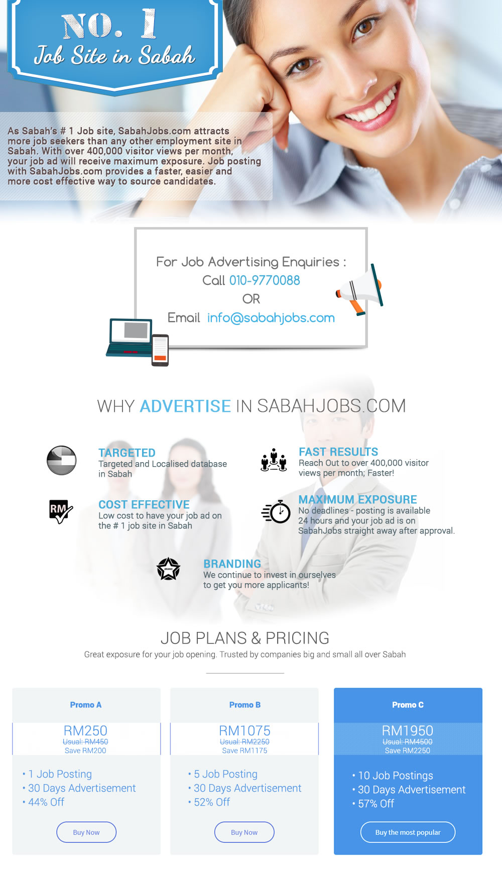 Job Ads Package