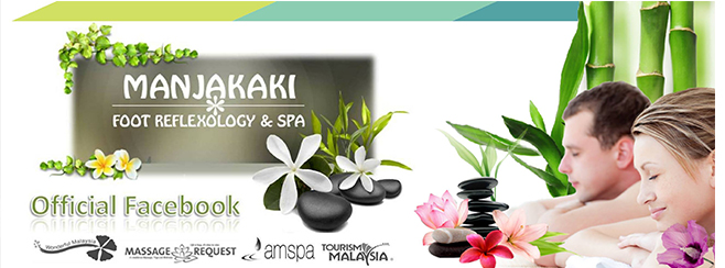 Manjakaki Foot Reflexology & Spa Banner