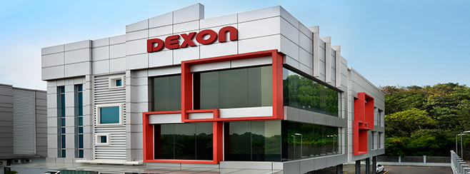Dexon banner