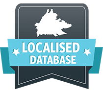Localised Database