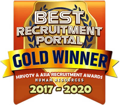 HR Vendors of the Year - Winner Best Recruitment Portal